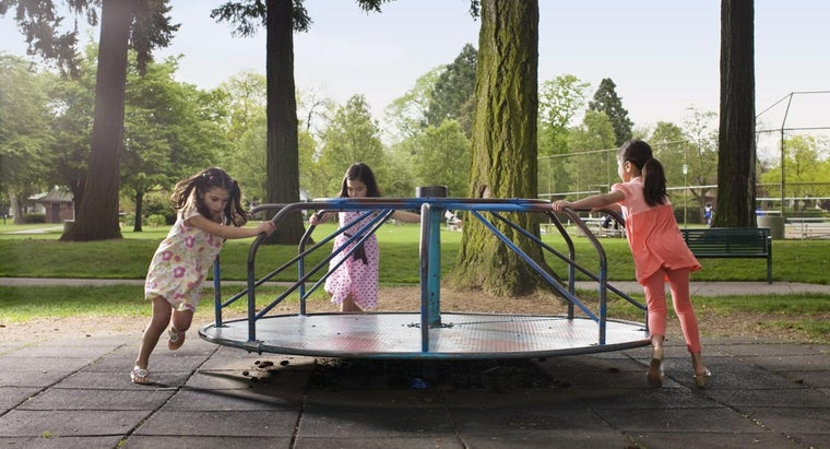 What Are Some Popular Playground Games for Kids?