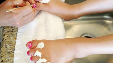 How Popular Are Toe Nail Designs?