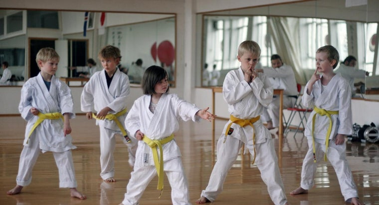 What Are the Most Popular Types of Martial Arts?