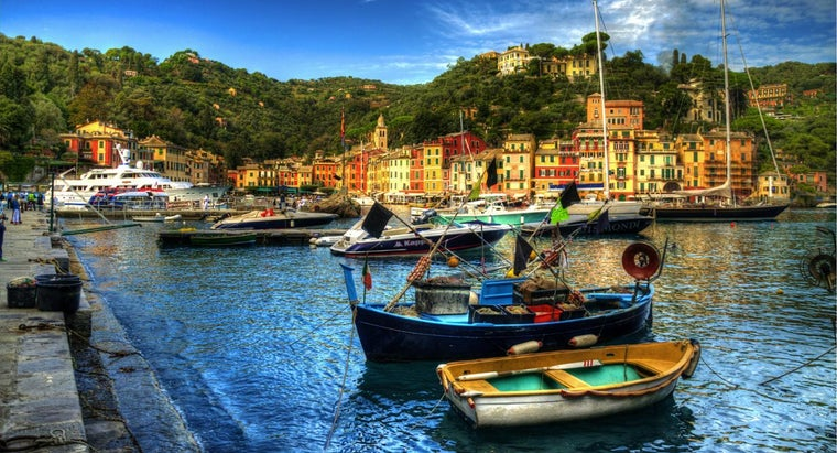Where Is Portofino, Italy, Located?
