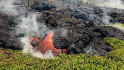 What Are the Positive and Negative Effects of Volcanoes?