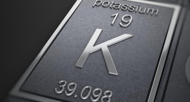 Where Is Potassium Found in the Human Body?