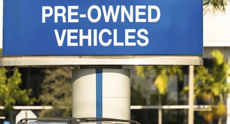 How Do Pre-Owned Trucks Get Certified?