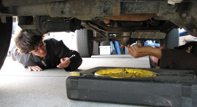 Does the Price of an Oil Change Depend on the Car?