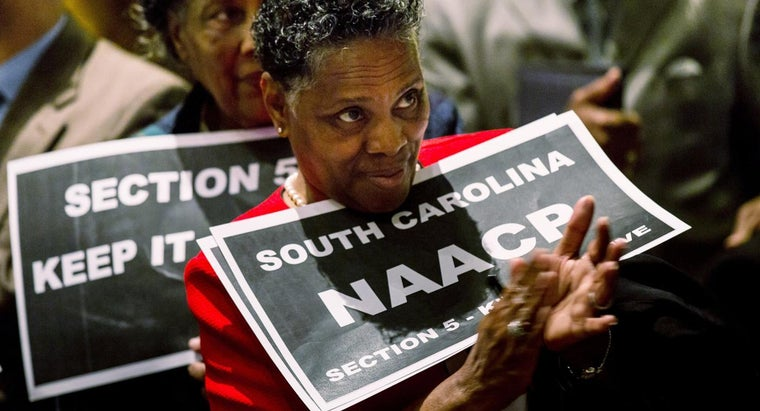What Was the Primary Goal of the NAACP?