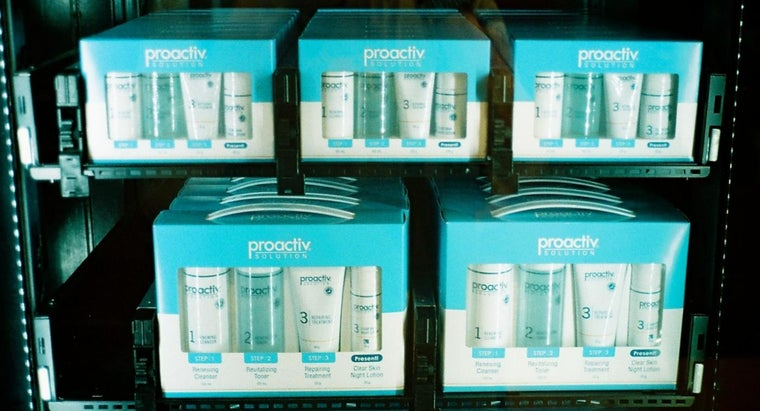 When Was Proactiv Solution Created?