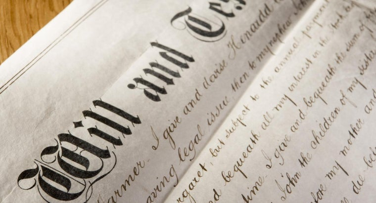 When Is a Will Probated?
