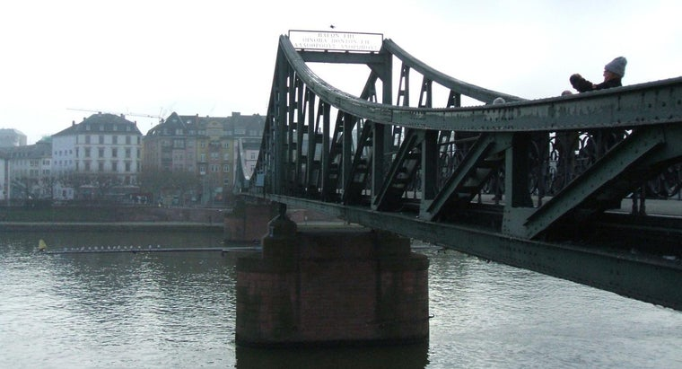 What Was the Problem With Iron Bridges?