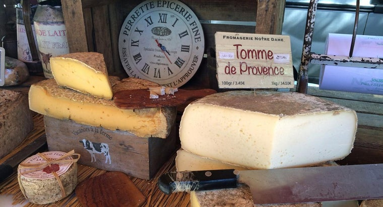 What Are Some Products Made in France?