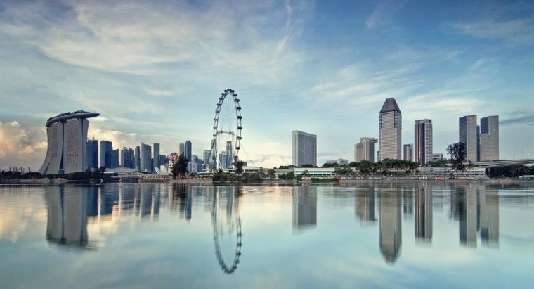 What Products Does Singapore Export?