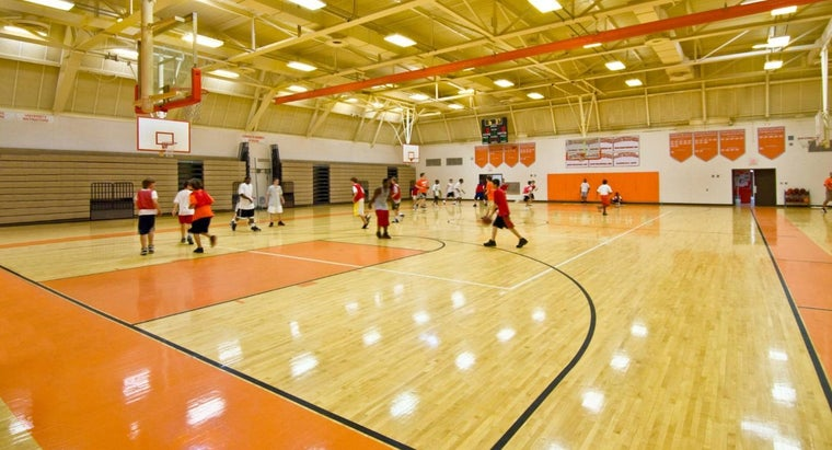 What Are Proper Basketball Court Dimensions?
