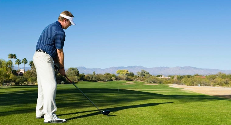 What Is a Proper Golf Stance?