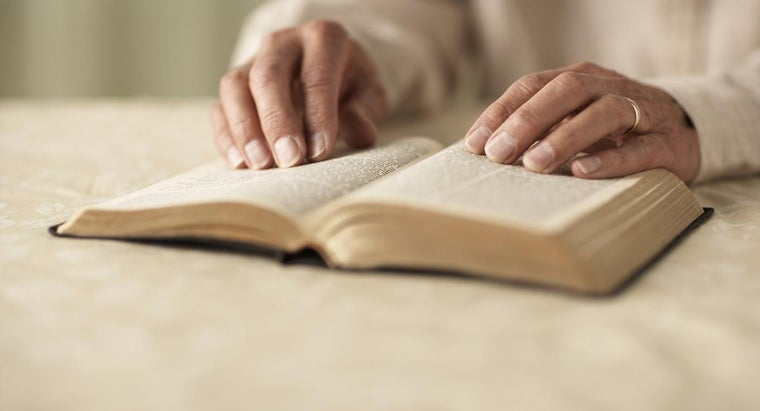What Is Psalm 23 of the King James Bible About?