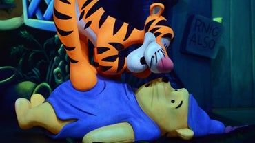 What Psychological Disorders Do the Winnie the Pooh Characters Have?