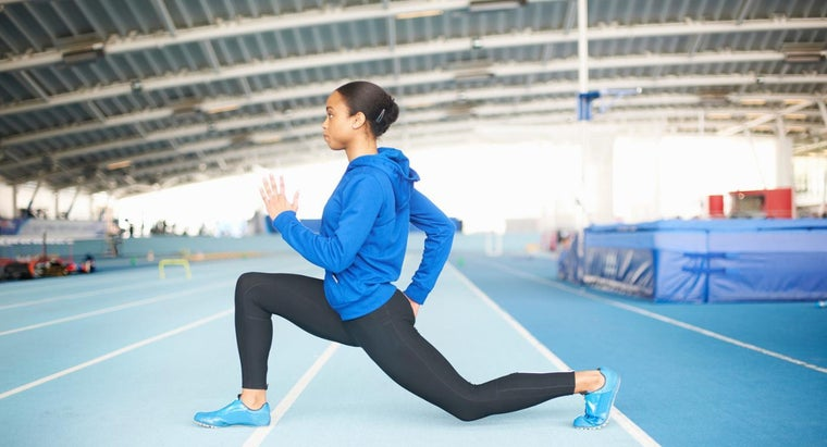 What Is the Purpose of Doing Lunges?