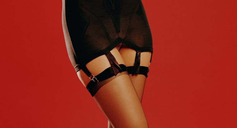 What Is the Purpose of Garter Belts?