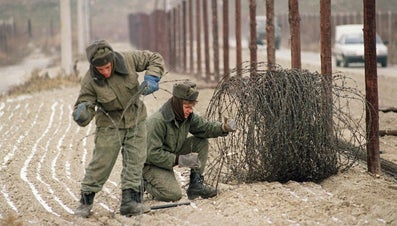 What Was the Purpose of the Iron Curtain?