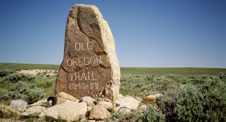 What Was the Purpose of the Oregon Trail?