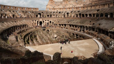 What Was the Purpose of the Roman Coliseum?