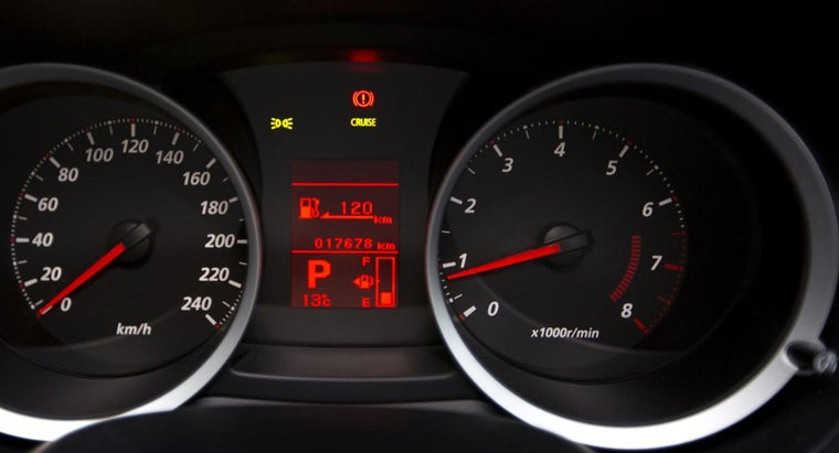 What Is the Purpose of a Tachometer?