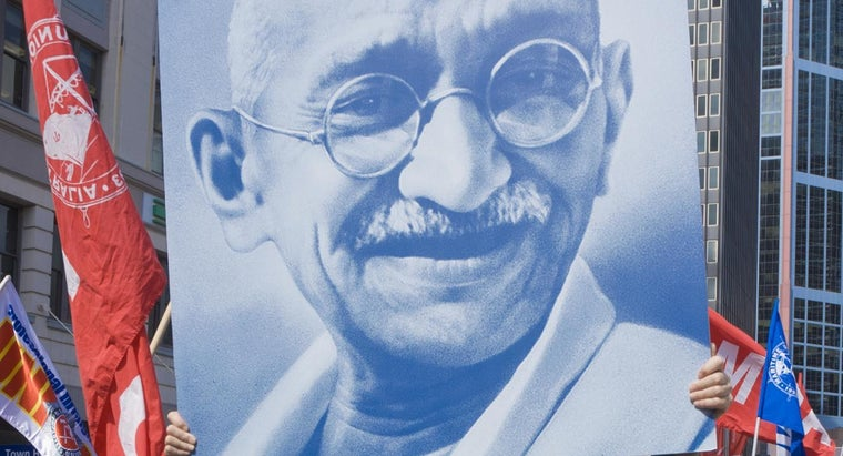 qualities of gandhiji