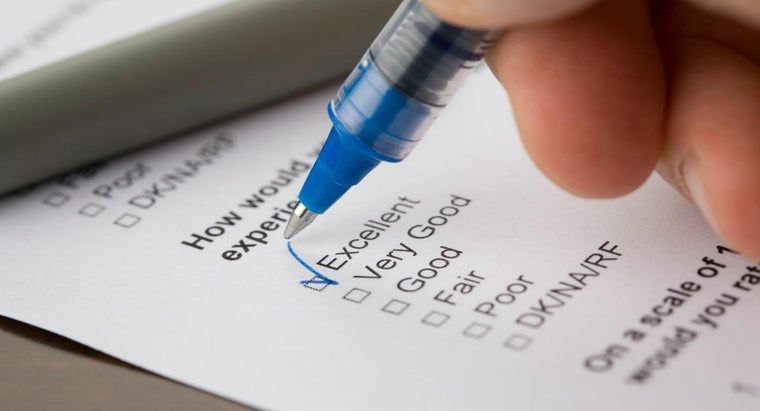 What Is a Questionnaire ?