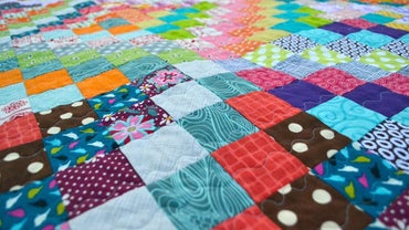 How Are Quilt Templates Made?