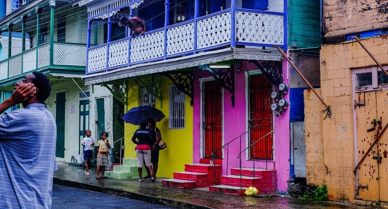 When Is the Rainy Season in the Caribbean?