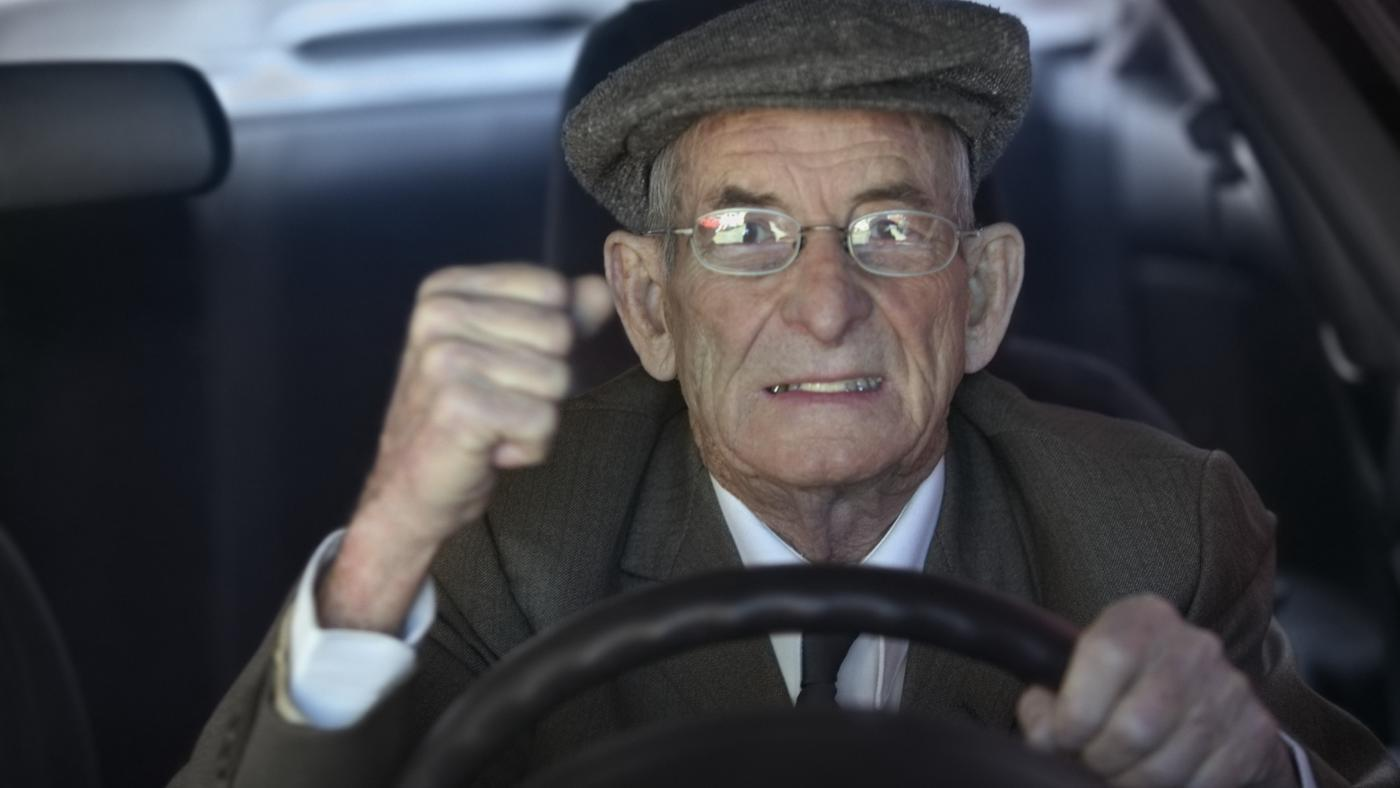 What Do You Do If You're Concerned About an Elderly Driver?