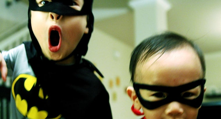 What Are the Real Names of Batman and Robin?