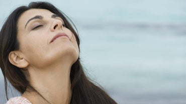 Why Does Rebreathing Exhaled Air Produced an Increased Respiratory Rate?