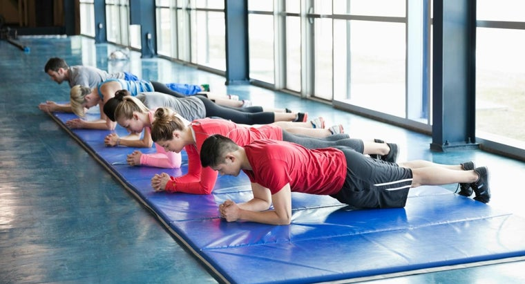 What Is the Record for Longest Time in a Plank Position?