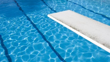 How Do You Refinish a Fiberglass Swimming Pool Diving Board?