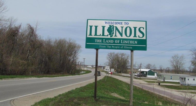 What Region Is Illinois In?