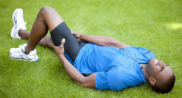 How Do You Relieve Leg Cramps?