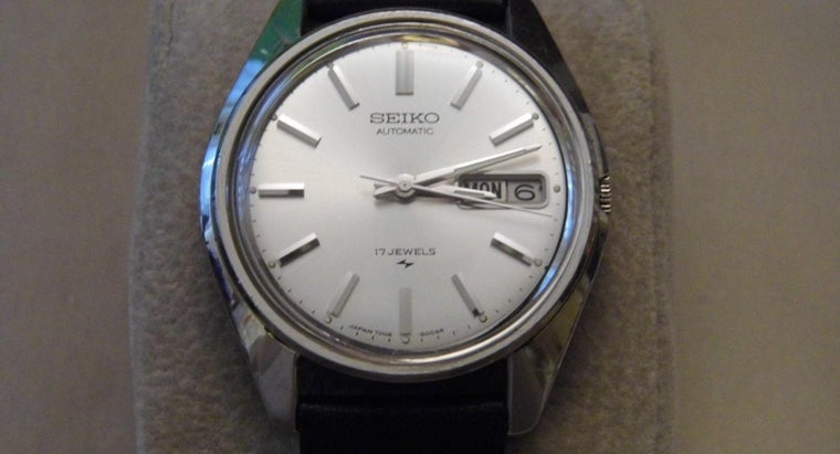 How Do I Remove the Back of My Seiko Watch?