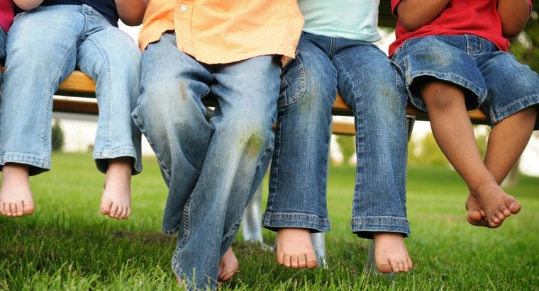 How Do You Remove Grass Stains From Jeans?