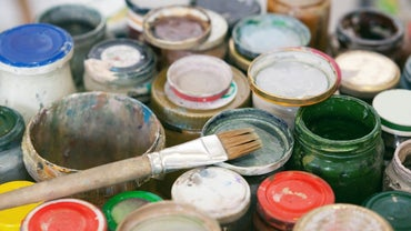 How Do You Remove Oil Based Paint Smell?