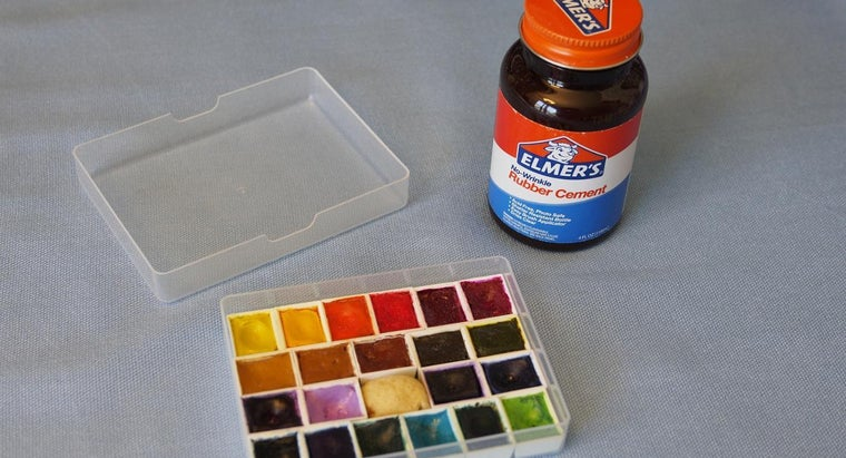 How Do You Remove Rubber Cement?