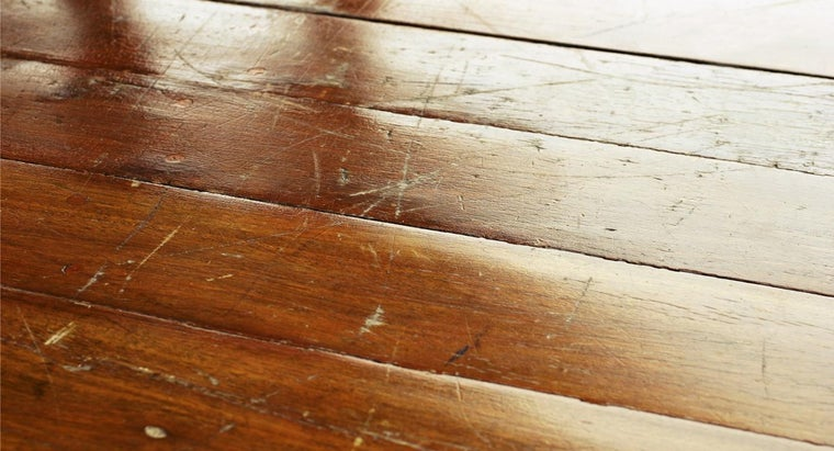 How Do You Remove Scratches From Hardwood Floors?