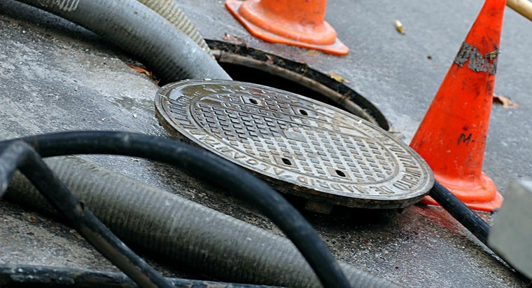 How Do You Remove Tree Roots From a Sewer Line?