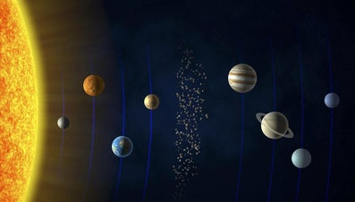 What Is a Rhyme to Remember the Planets?