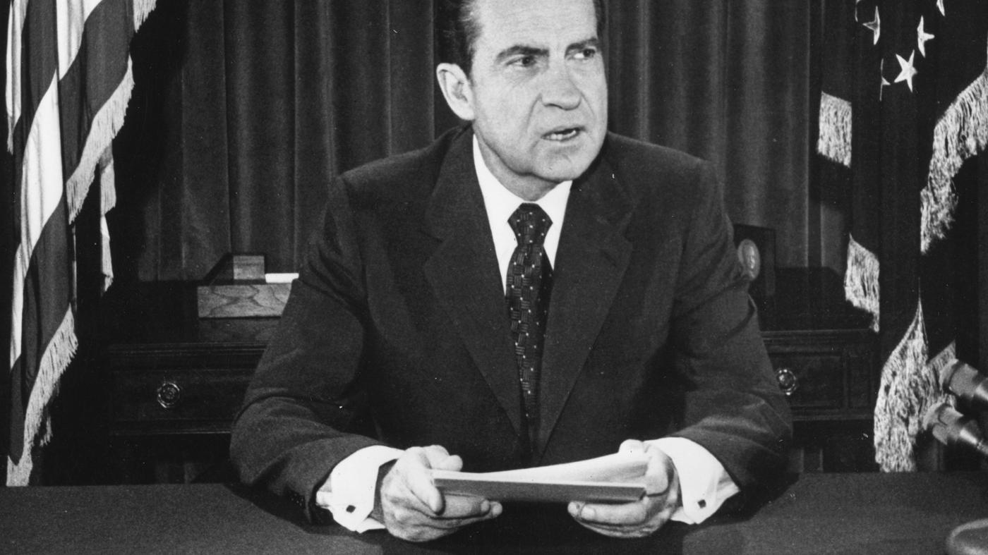 What Is Richard M. Nixon Famous For?