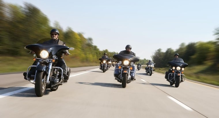 How Do You Ride a Motorcycle?