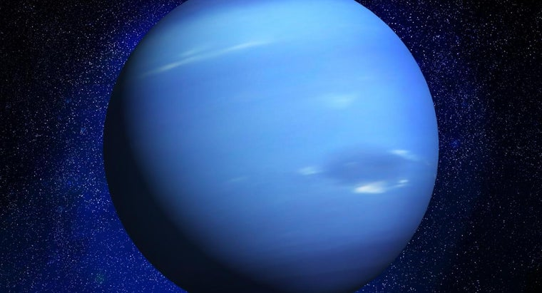What Are the Rings Around Neptune Made Of?