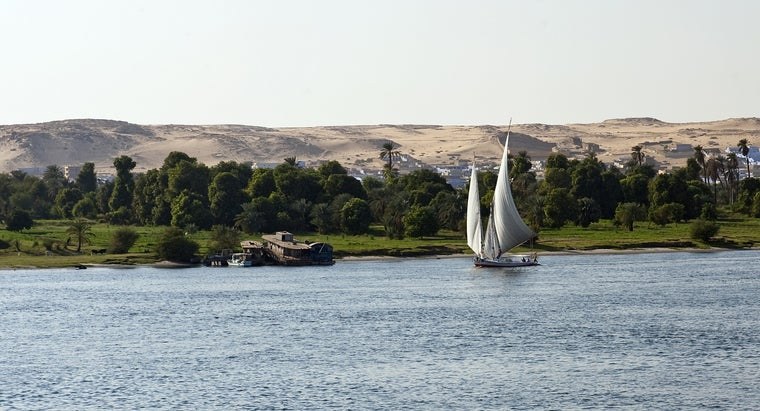 Where Does the Nile River Begin and End?