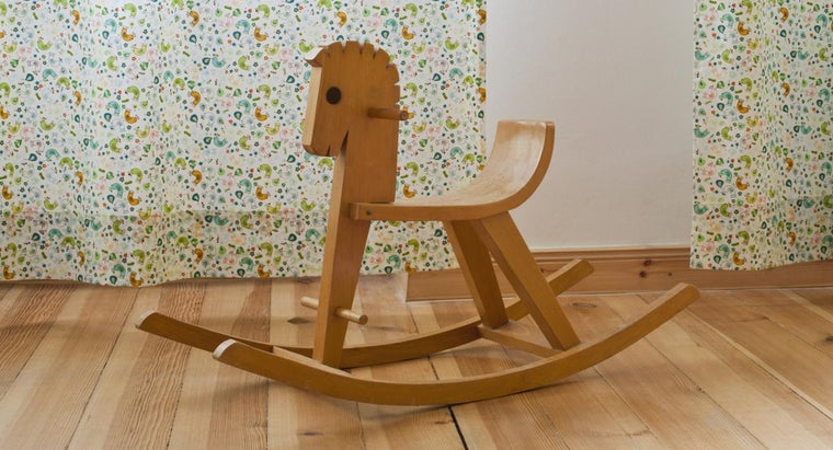 When Was the Rocking Horse Invented?
