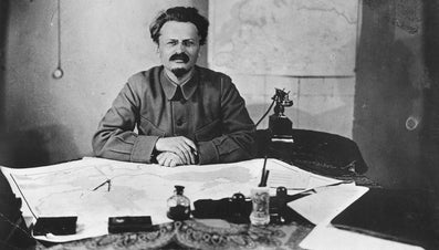 What Role Did Leon Trotsky Play in the Russian Revolution?
