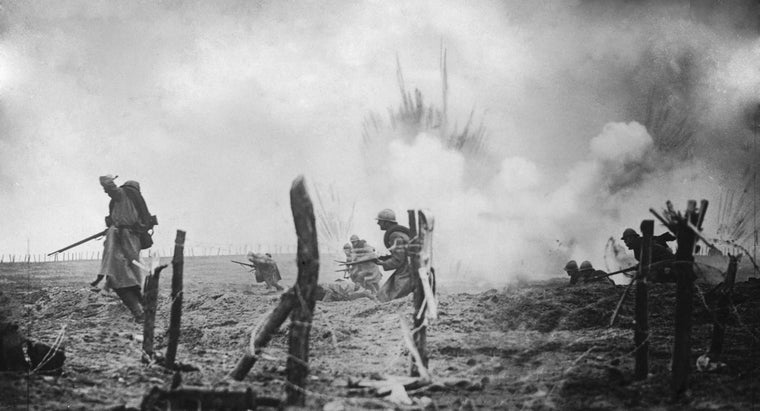 What Role Did Militarism Play in Starting World War I?
