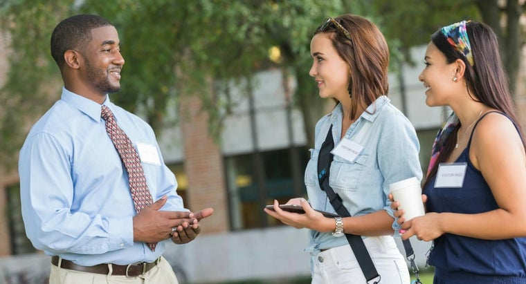 What Is the Role of a Student Ambassador?